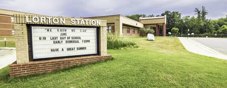 Lorton Station Elementary School