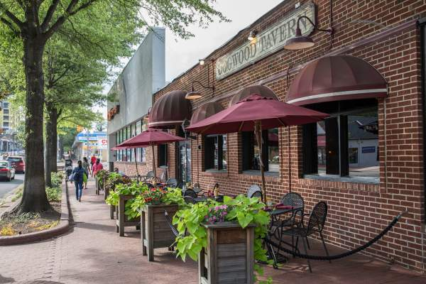Dogwood Tavern in Fairfax County's East Falls Church