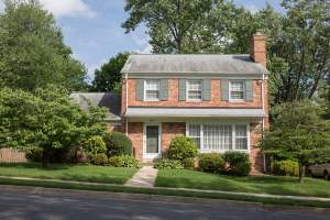 Homes for sale in East Falls Church, VA
