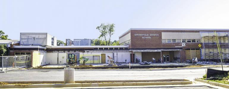 Springfield Estates Elementary School