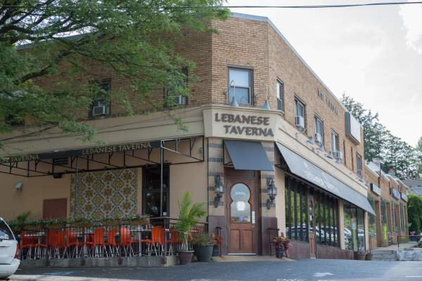 Lebanese Tavern in Arlington's Westover Village.