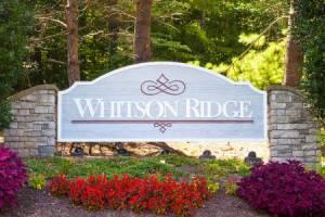 Whitson Ridge