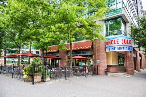 Restaurants in Arlington's Virginia Square/Ballston