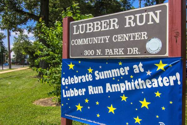 Lubber Run Community Center in Arlington Forest, VA