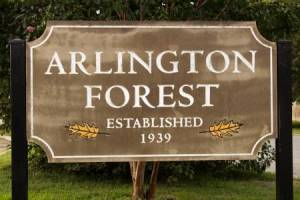 Homes for Sale in Arlington Forest