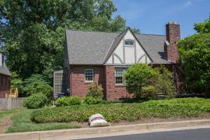 Tudor Style Home for sale in Arlington VA's Waycroft Neighborhood