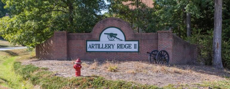 Artillery Ridge