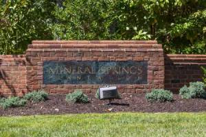 Mineral Springs Plantation
