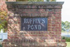 Homes for Sale in Ruffin's Pond
