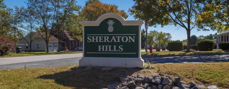 Sheraton Hills and Sheraton Hills East