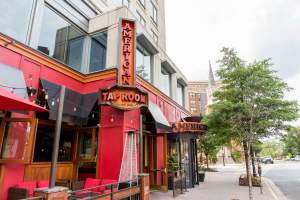 American Tap Room Bar in Arlington's Clarendon Neighborhood
