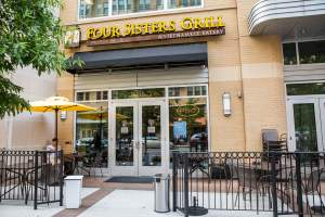 Four Sisters Grill in Clarendon