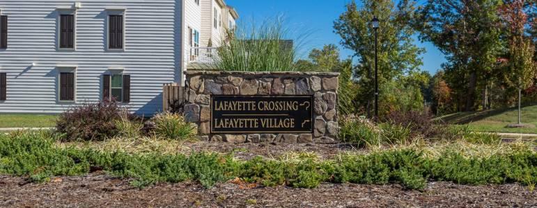 Lafayette Crossing