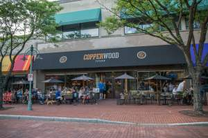 Copperwood Tavern in Shirlington