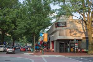 Ping Chinese Restaurant in Shirlington Virginia