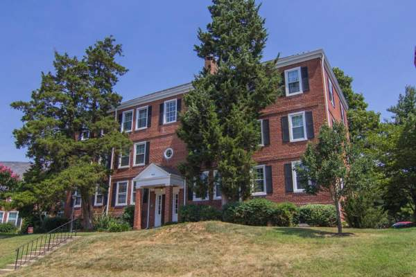 Fairlington Town Homes for sale in Arlington, VA.