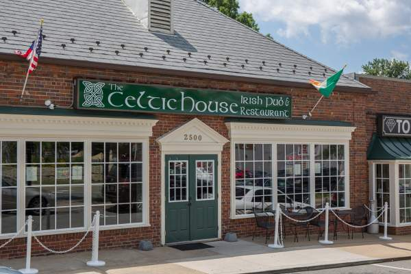 Celtic House in Arlington's Columbia Pike