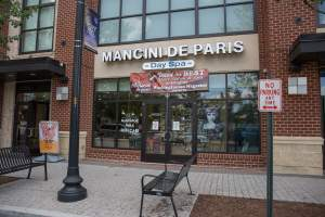Mancini De Paris in Arlington's Columbia Pike Neighborhood