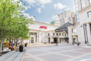 AMC Theatre in Arlington's Courthouse Metro