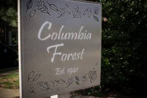 Homes for Sale in Columbia Forest