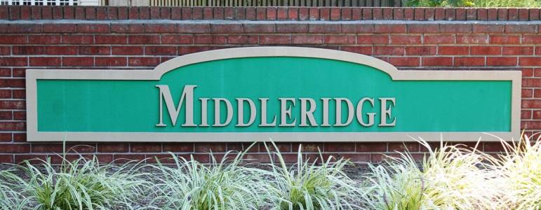 Homes for Sale in Middleridge