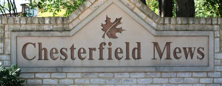 Homes for Sale in Chesterfield Mews