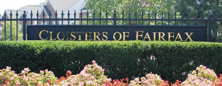 Homes for Sale in Cloisters of Fairfax
