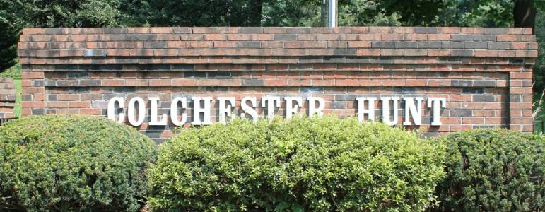 Homes for Sale in Colchester Hunt