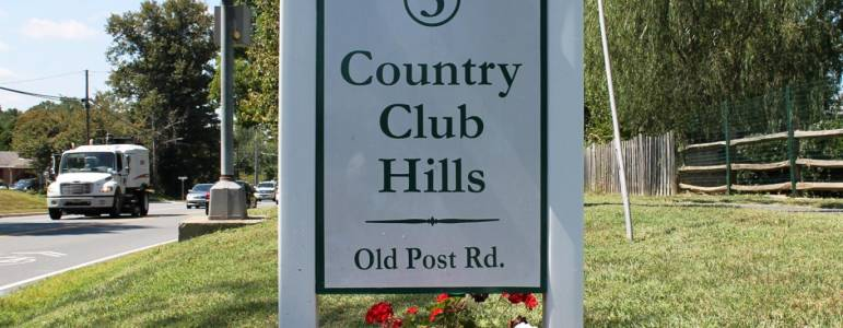 Homes for Sale in Country Club Hills/View