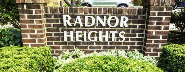 Radnor Heights - Court