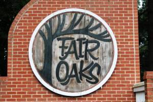 Fair Oaks and Fair Oaks Estates