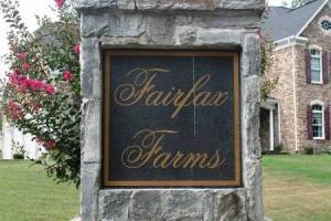 Homes for Sale in Fairfax Farms