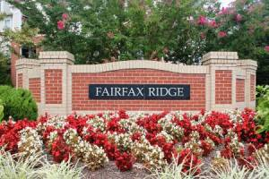 Homes for Sale in Fairfax Ridge