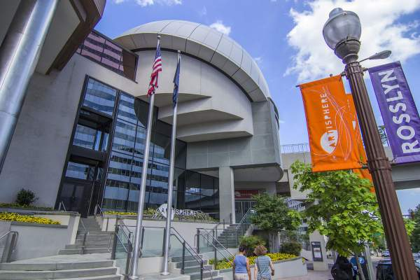 Artisphere in Arlington's Rosslyn Neighborhood