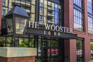Wooster Mercer Apartments in Rosslyn, VA