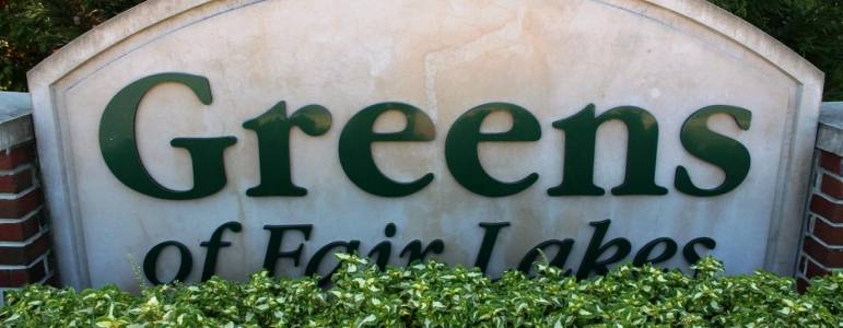 Homes for Sale in Greens at Fair Lakes