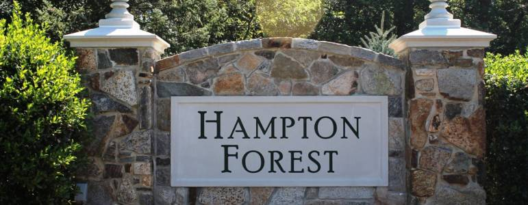 Homes for Sale in Hampton Forest