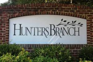 Hunter Branch and Hunters Branch