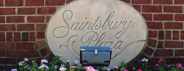Saintsbury Plaza
