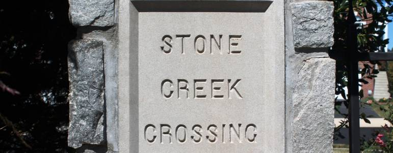 Stone Creek Crossing