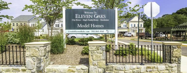 Eleven Oaks