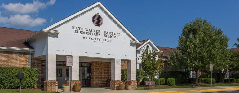 Kate Waller Barrett Elementary School