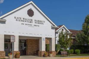 Kate Waller Barrett Elementary School