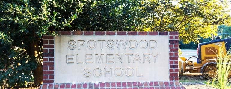 Spotswood Elementary School