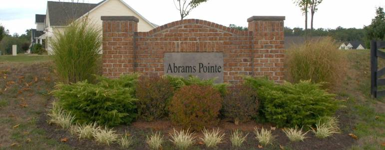 Homes for Sale in Abrams Pointe