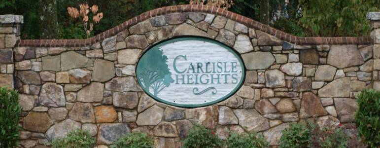 Homes for Sale in Carlisle Heights
