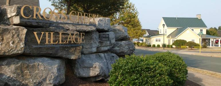 Homes for Sale in Cross Creek Village