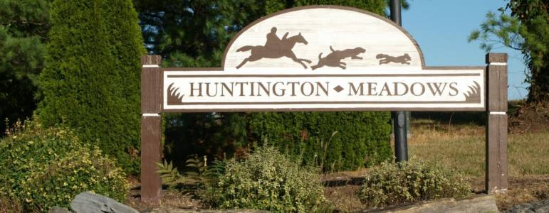 Homes for Sale in Huntington Meadows