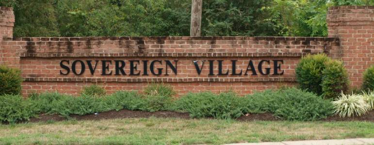 Homes for Sale in Sovereign Village