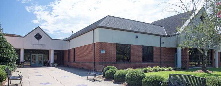Thornburg Middle School
